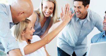 5 effetti positivi del lavoro di squadra