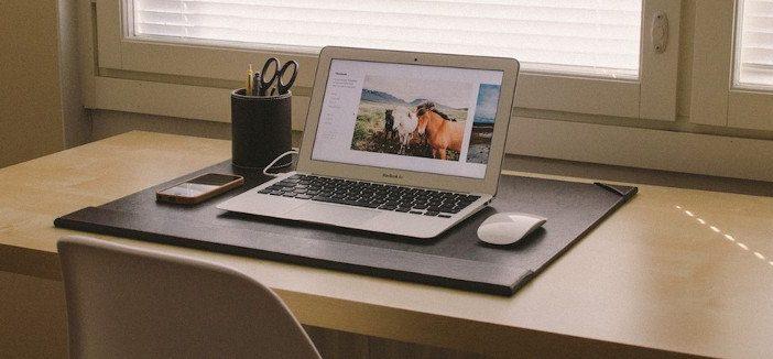 7 consigli per tenere in ordine la scrivania