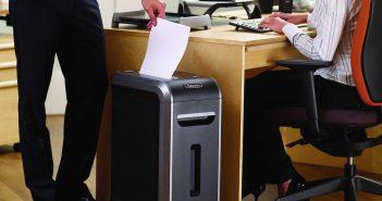 distruggi documenti da ufficio