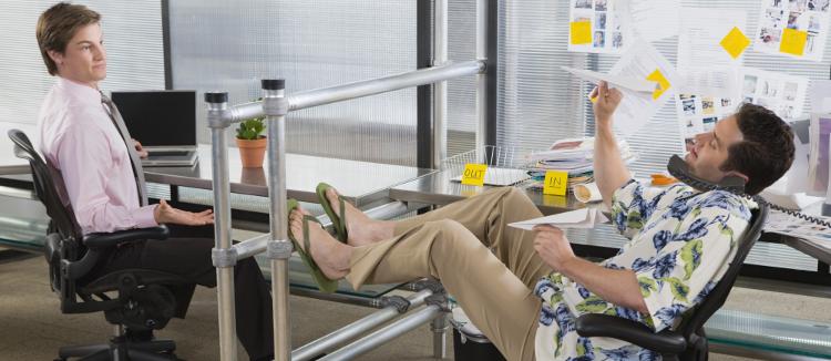 Come gestire i colleghi di lavoro che ti succhiano le energie