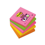 Post-it® Super Sticky Neon