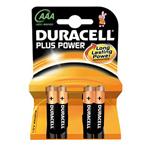 Pile Duracell Plus