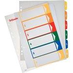 Rubrica numerica PPL Maxi stampabile al PC
