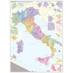 Carte geografiche murali Italia