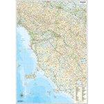 Carte geografiche murali regionali