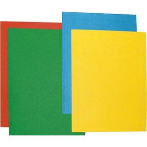 Cartelline Color semplici e 3 lembi