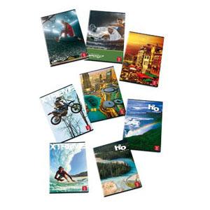 Quaderni A4 grafiche Ragazzo