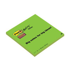 Post-it® Super Sticky Meeting Note Large XXL