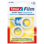 Nastro biadesivo trasparente tesafilm