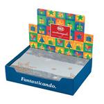 Carta regalo in scatole
