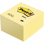 Post-it® Cubi colorati e Canary