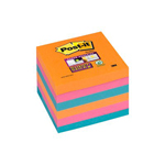 Post-it® Super Sticky colori Electric