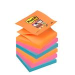 Ricariche Post-it® Z-Notes Super Sticky