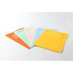 Cartelle colorate con finestra