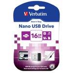 Chiavette USB Verbatim Store'n Stay NANO