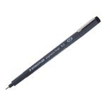 Pennarello Pigment Liner 308 - nero - 0,3mm - Staedtler