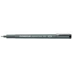 Pennarello Pigment Liner 308 - nero - 0,6mm - Staedtler