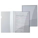 Cartelline con tasche Capri 69/2 - PVC - 21x29,7 cm - cristallo - Sei Rota - conf. 5 pezzi