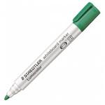 Pennarelli Lumocolor whiteboard 351 - tratto 2,0mm - verde - Staedtler