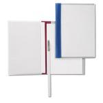 Cartelline ad aghi Capri 66 - 21x29.7 cm - rosso - Sei Rota - conf. 5 pezzi