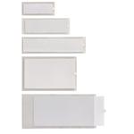 Portaetichette adesive Iesti A1 - 24x63 mm - trasparente - Sei Rota - conf. 10 pezzi