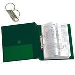 Raccoglitore stelvio 25 A4 2r verde 22x30cm (A4)