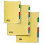 Separatore Record S - 6 tasti - PPL - 15x21 cm - A5 - multicolore - Sei Rota