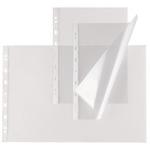 Buste forate Atla T - pesante - liscio - 25x35 cm - trasparente - Sei Rota - conf. 10 pezzi