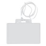 Portanome Pass 3 E C - cordoncino - 9.5x6 cm - Sei Rota - conf. 100 pezzi