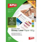 Carta fotografica digitale laser