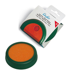 Bagnadita con spugna Läufer - diametro 10,5 cm - verde - Lebez