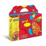 Set Colori a Dita Giotto Be-b