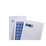 Cartelline termiche Optimal - 4 mm - bianco - GBC - scatola 100 pezzi
