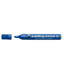 Marcatore Edding 2200c - punta a scalpello da 1,5mm a 5,0mm - blu - Edding