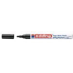 Marcatore 751 - nero - inchiostro permanente - punta da 1,0 a 2mm - Edding