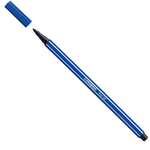 Pennarello Pen 68 - punta 1,00mm - blu oltremare  - Stabilo - conf. 10 pezzi