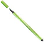 Pennarello Pen 68 - punta 1,00mm - verde  - Stabilo - conf. 10 pezzi