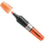 Evidenziatore Stabilo Luminator - punta a scalpello  - tratto 2,0mm-5,0mm - arancio - Stabilo