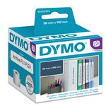 Rotolo 110 etichette LW - 990180 - 38x190mm - registratore-P - Dymo