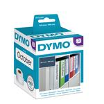 Rotolo 110 etichette LW 990190 - 59x190 mm - registratore-G - bianco - Dymo