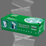 Fili per sparafili Lebez 5260 - PPL - 65 mm - trasparente - Lebez - conf. 5000 pezzi