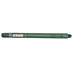 Penna fineliner Tratto clip - tratto 0,3mm - verde - Tratto