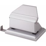 Perforatore 888 - massimo 10 fogli - 2 fori - passo 8 cm - alluminio - Zenith