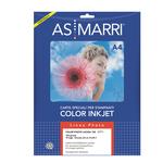 Carta Cad/Grafica Inkjet - 610 mm x 30 mt - 190 gr - lucida - bianco - As Marri