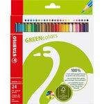 Matite colorate GREENcolors