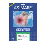 Carta transfer per tessuto chiaro - A4 - bianco - As Marri - conf. 10 fogli