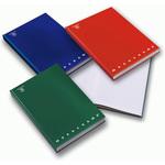 Maxiquaderno Monocromo - A4 - quadretto 4mm - 60 fogli - 80gr - cartonato - Pigna