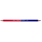 Matita bicolore sottile - rosso/blu - Koh I Noor - scatola 12 matite