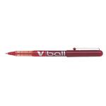 Roller V Ball  - punta 0,5mm - rosso - Pilot