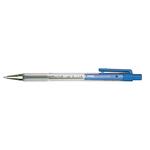 Penna a sfera a scatto BP S Matic - punta fine 0,7mm - blu  - Pilot